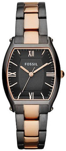 Fossil Wallace Stainless Steel Watch Smoke and Rose Fossil. $82.45. Band color: rose gold. Condition:brand new with tags. Brand:Fossil. Model: ES3059. Dial color: smoky & rose gold-tone. Save 34% Off!