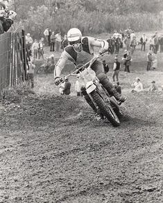 Joel Robert Saddleback Park. There are only two motocross riders that ever had world class natural talent, Joel Roberts and Marty Tripes .