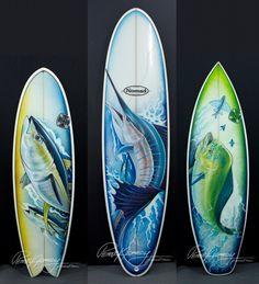 new surfboards | New Surfboard art