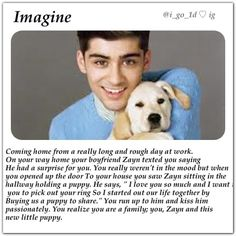 This is adorable 1d Imagines, Harry Styles Imagines, Zayn Malik Images, Zane Malik, One Direction Images, Rough Day, Bradford, Story Of My Life, 5 Seconds