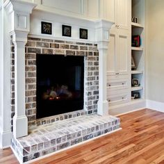 Doesn't this fireplace look stylish with bricks? Planning to build your own fireplace? Come visit us for our top notch bricks.  Mobicast ( Bricks, Blocks, Pavers and Kerbs ) has the largest range of bricks, paving and retaining blocks in the Southern Cape. We have branches in George, Mossel Bay and Harkerville.  George: +27 44 874 2268 • Knysna / Plett: +27 44 533 0719 • Mossel Bay: +27 44 695 2068 • Grootbrak: +27 44 620 2436