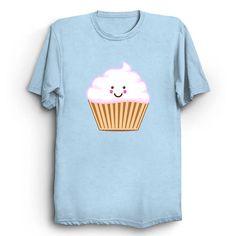 Kawaii Cupcake  Adorable cute food Cupcake Shirt Kawaii