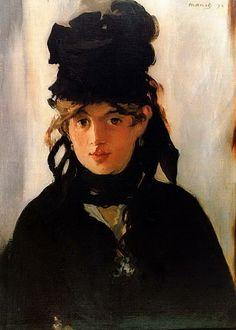 Edouard Manet, Berthe Morisot