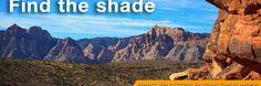 Climbing tip: find the shade | rockclimbingwomen.com