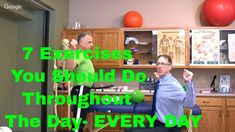 7 Exercises You Should Do Throughout The Day- EVERY DAY- - YouTube
