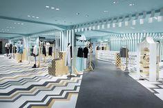 設計鬼才佐藤大 將歐洲主題樂園搬入日本百貨-GQ Business風格商業學-GQB