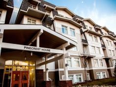 Pinecrest House residence, home to more than 140 UAlberta students! #ualberta