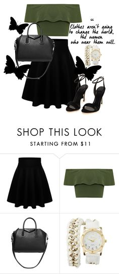 """""""Untitled #990"""" by jasmine96xx on Polyvore featuring WearAll, Givenchy, Charlotte Russe and Polo Ralph Lauren"""