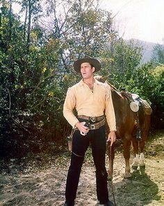 Clint Walker Cheyenne TV Western 8x10 RARE Photo   eBay