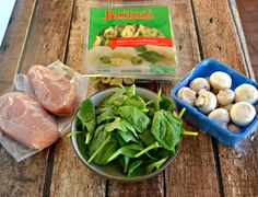 BUITONI® Three Cheese Tortellini with Chicken, Spinach, and Mushrooms in a light Vodka Sauce ready to eat in just 30 minutes! Chicken Spinach Mushroom, Chicken Mushrooms, Spinach Pasta, Spinach Stuffed Mushrooms, Spinach And Cheese, Spinach Stuffed Chicken, Chicken Tortellini, Cheese Tortellini, Sauce Recipes