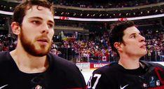 Tyler Seguin & Sidney Crosby...hotness overload!                                                                                                                                                                                  More