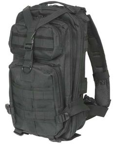 Outdoor Connection MLTBPBK62116 Backpack Molle Black ** Continue to the product at the image link.(This is an Amazon affiliate link and I receive a commission for the sales)