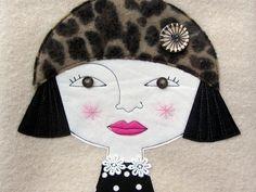 Samantha Stas - Face Cushion detail