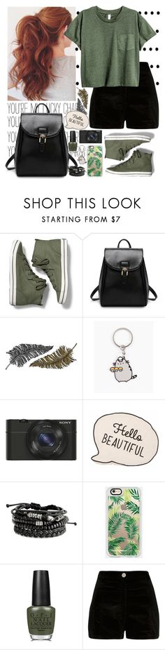 """If my true love's gone, I will surely find another"" by c-hood ❤ liked on Polyvore featuring Keds, Paperself, Pusheen, Sony, Casetify, OPI and River Island"