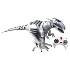 WowWee Roboraptor X™- Gavin saw this on targets Black Friday flyer and cut it out for me:) it's supposed to be discounted $29.99 on BF