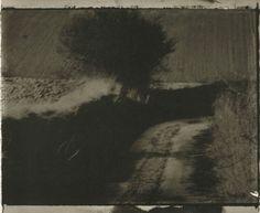 "wetreesinart: "" Sarah Moon, The American night, 1998, photographie, polaroïd…"