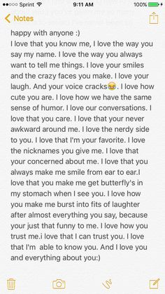 Cute Thing To Say Your Boyfriend Birthday Message Letter