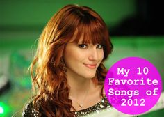 Such an awesome playlist from Bella Thorne!