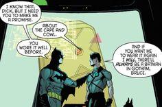 Batman's Successor