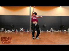 "Koharu Sugawara :: ""Say My Name"" by Destiny's Child (Choreography) :: Urban Dance Camp - YouTube"