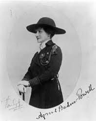 Agnes Baden-Powell - 16 Dec 1858 (sister of BP, co-author of How Girls Can Help to Build Up the Empire: The Handbook for the Girl Guides)