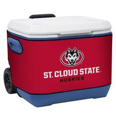 St. Cloud State Huskies 50qt. Team Logo Rappz Cooler Cover - $59.99