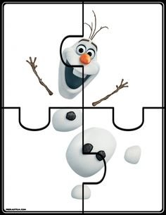 Frozen Activities, Autism Activities, Educational Activities, Toddler Activities, Autism Education, Art Education, Free Jigsaws, Puzzles For Toddlers, Kids Math Worksheets