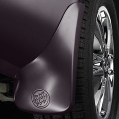 Enclave Splash Guards, Rear Molded, Midnight Amethyst: Avoid tire splash and mud with these rear splash guards. 2015 Buick, First Class Seats, Buick Enclave, Carbon Black, Mud, Blue Sapphire, Amethyst, Dark, Leather