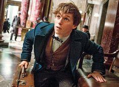 """Les premières images d'Eddie Redmayne dans """"Les Animaux fantastiques"""", le spin-off de """"Harry Potter"""""""