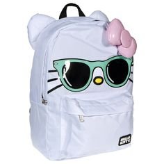 Established in Blue Banana is the home of essential alternative & emo clothing. Loungefly Hello Kitty, Hello Kitty Bag, Rucksack Bag, Backpack Bags, Hello Kitty Backpacks, White Backpack, Blue Banana, Emo Outfits, Uk Fashion