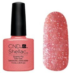 CND Shellac Flirtation Collection (2016) Sparks Fly