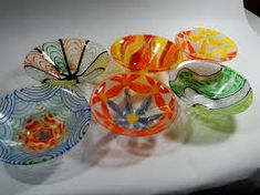 Resultado de imagen para firing glass paint