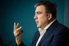 """Saakaschwili: Die meisten ukrainischen Politiker sind Anhänger der """"Russischen Welt"""""""