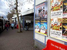 #Flächenplakatierung Bonn