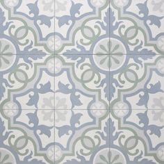 sevilla cement tile by sabine hill