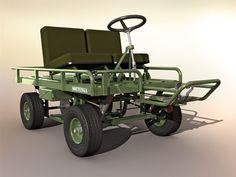 M274 military mule half scale home build - DIY Go Kart Forum