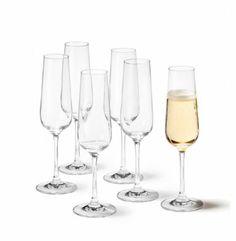 Leonardo wine glass architecture of the wine glass flute champagne TIVOLI