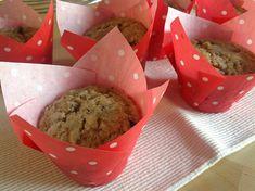 VÍKENDOVÉ PEČENÍ: Špaldové muffiny se sušenými švestkami