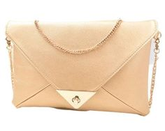 Flying Birds 2014 Envelope Clutch Bag Messenger Evening Bag Shoulder Pouch Women Pu Leather Handbags Ls1305 (champagne) FLYING BIRDS http://www.amazon.com/dp/B00IUB0KDI/ref=cm_sw_r_pi_dp_O9AVtb10HSB9240E