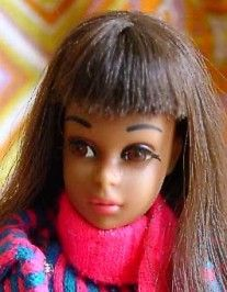 """The first Black Barbie was marketed as """"Colored Francie."""""""