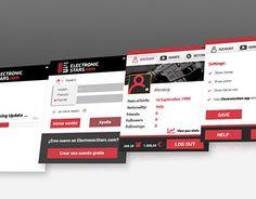 "Check out new work on my @Behance portfolio: ""Desktop Design Application (ElectronicStars Ltd)"" http://on.be.net/1RleTpT"