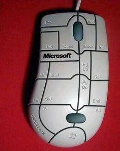 Mouse multifungsi