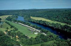 Gaston's fly-in and Resort, White River, Arkansas