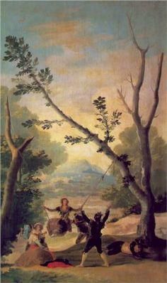 The Swing - Francisco Goya 1787