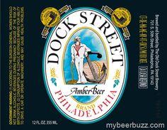 Dock Street - Amber Beer 12oz Bottles