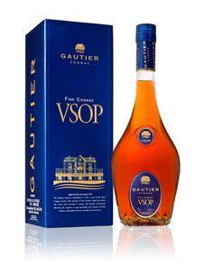 Cognac Gautier Classic Range by David Borysiak, via Behance  mxm