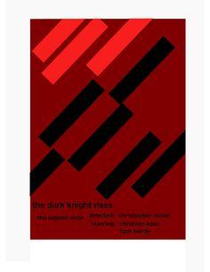 red attack    Joseph Muller-Brockman - Dark Knight Project by FehlmanFam, via Flickr