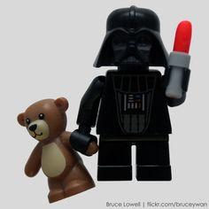 Baby Vader /by bruceywan LEGO StarWars