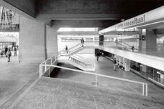 Edifício FIESP–CIESP–SESI – Intervenção (1998) //  Paulo Mendes da Rocha / MMBB