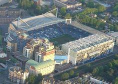 Stamford Bridge. Chelsea FC
